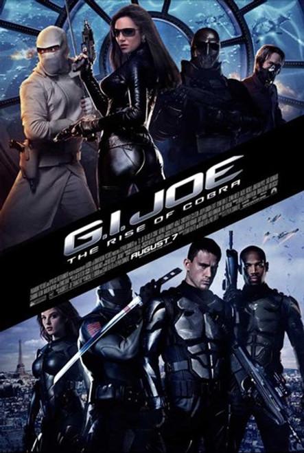 G.I. Joe Rise of Cobra Movie Poster (11 x 17) - Item # MOVCJ0871