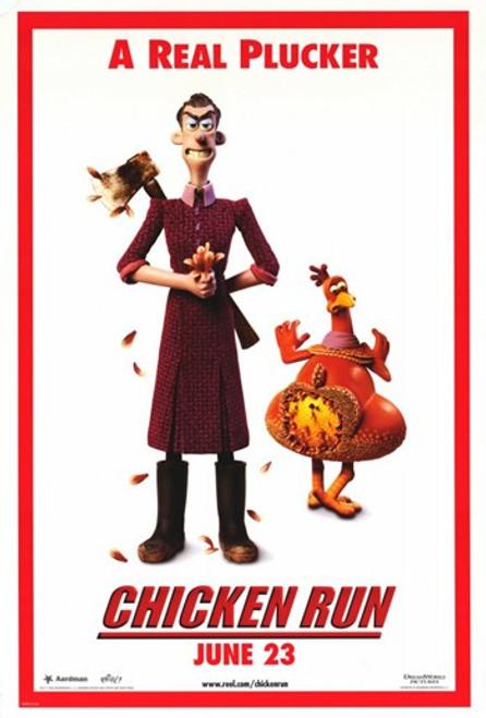 Chicken Run Movie Poster (11 x 17) - Item # MOV237868