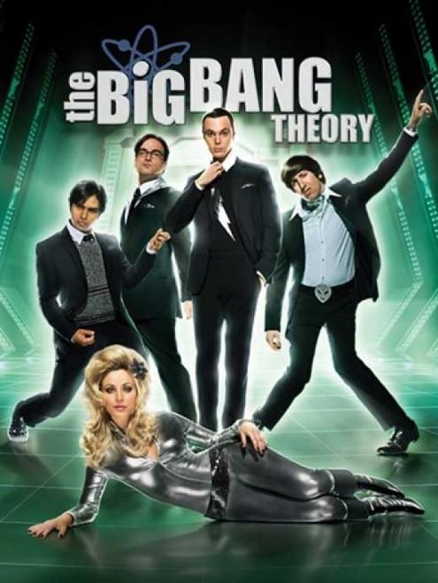 The Big Bang Theory Movie Poster (11 x 17) - Item # MOVAB08801