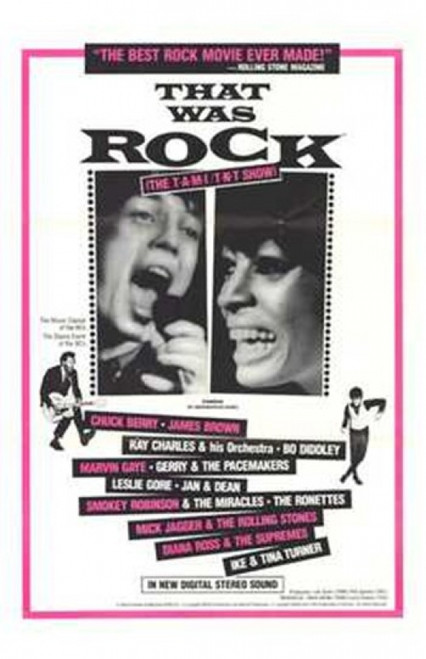 That Was Rock Movie Poster (11 x 17) - Item # MOV205006