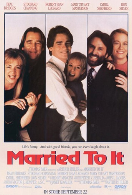 Married to it Movie Poster (11 x 17) - Item # MOV230654