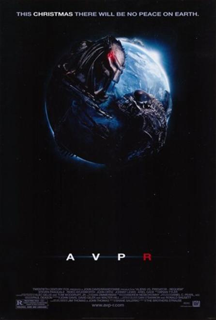 Aliens Vs. Predator Requiem Movie Poster (11 x 17) - Item # MOV403608