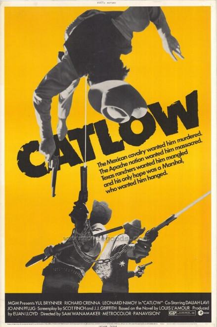 Catlow Movie Poster Print (27 x 40) - Item # MOVGF1449