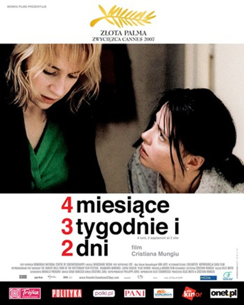 4 Months, 3 Weeks, and 2 Days Movie Poster (11 x 17) - Item # MOV414442
