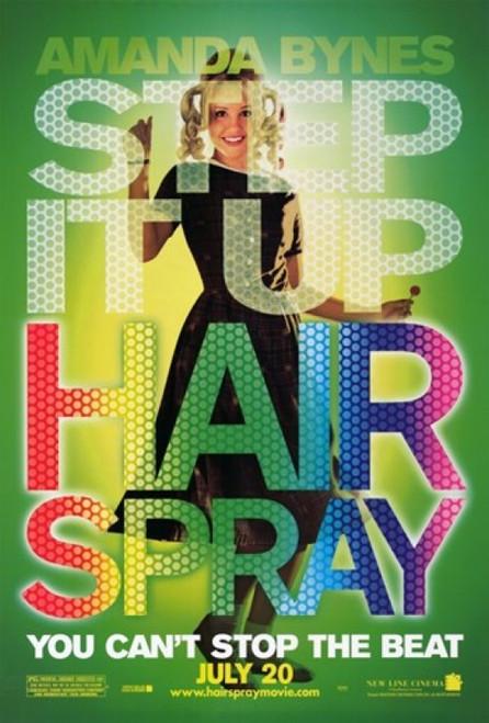 Hairspray Movie Poster (11 x 17) - Item # MOV403076