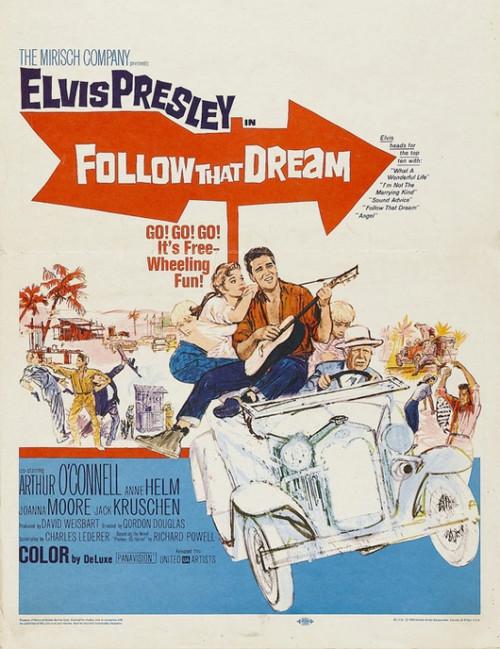 Follow That Dream Movie Poster Print (27 x 40) - Item # MOVII3541