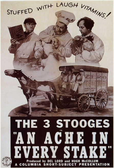 An Ache in Every Stake Movie Poster Print (27 x 40) - Item # MOVGF3304
