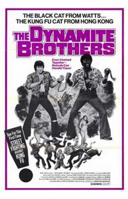 Dynamite Brothers Movie Poster (11 x 17) - Item # MOV206908