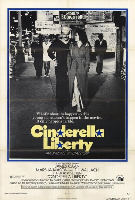 Cinderella Liberty Movie Poster Print (27 x 40) - Item # MOVGH3302