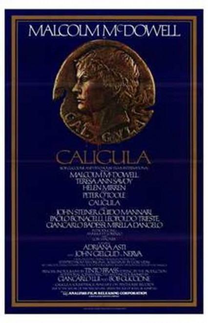 Caligula Movie Poster (11 x 17) - Item # MOV192821