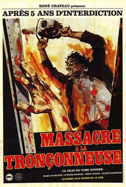 The Texas Chainsaw Massacre Movie Poster (11 x 17) - Item # MOV379264