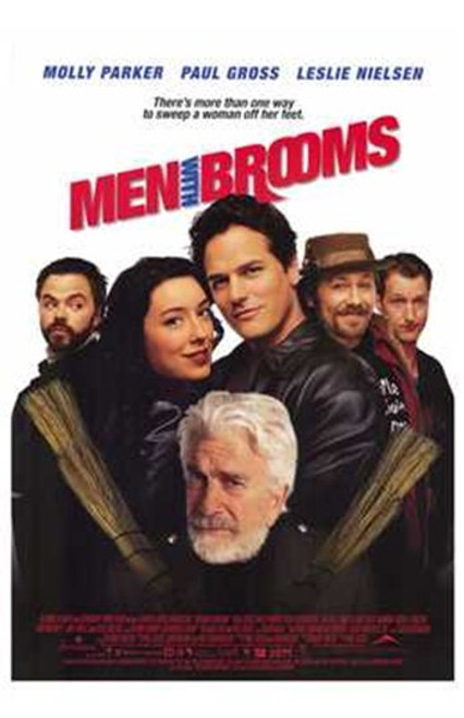 Men with Brooms Movie Poster (11 x 17) - Item # MOV210101
