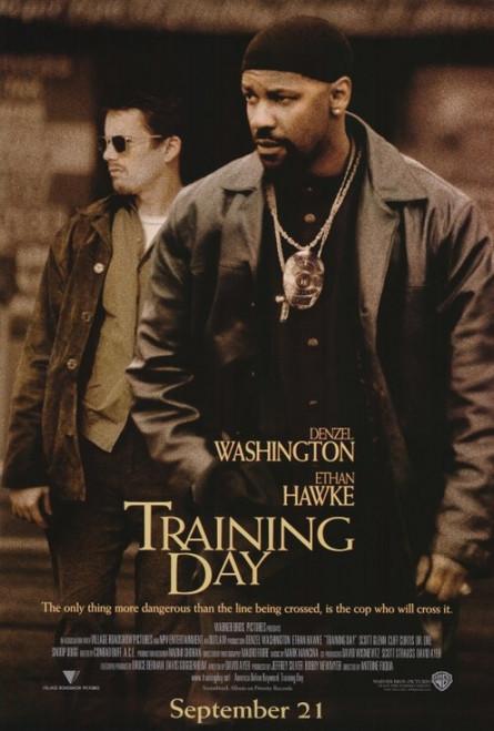 Training Day Movie Poster Print (27 x 40) - Item # MOVAF0199