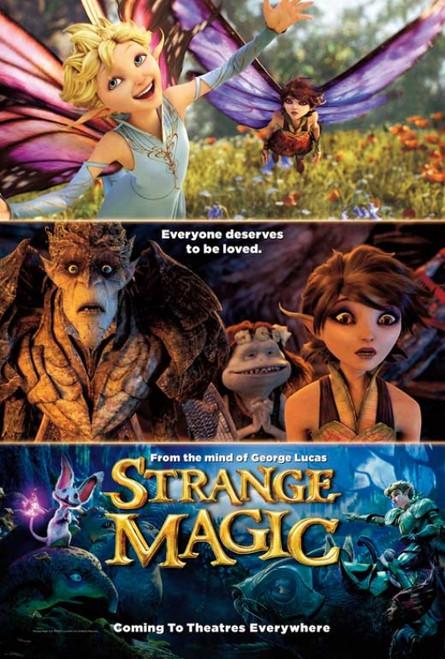 Strange Magic Movie Poster Print (27 x 40) - Item # MOVAB03345