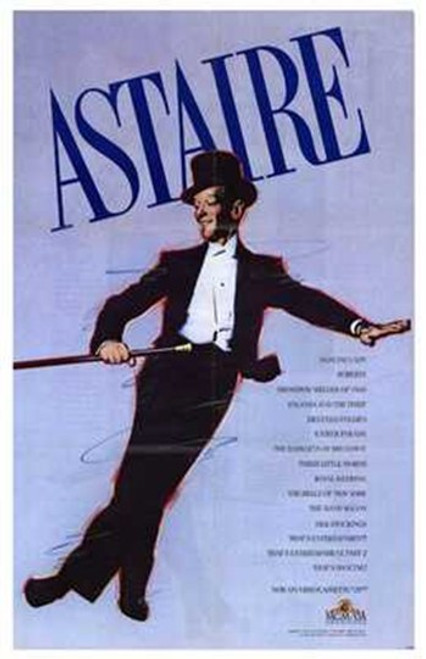 Astaire Movie Poster (11 x 17) - Item # MOV203347