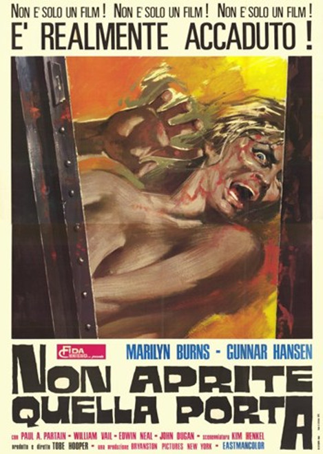 The Texas Chainsaw Massacre Movie Poster (11 x 17) - Item # MOV379261