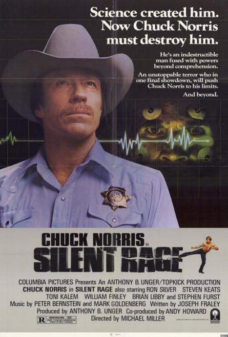 Silent Rage Movie Poster Print (27 x 40) - Item # MOVGH3250