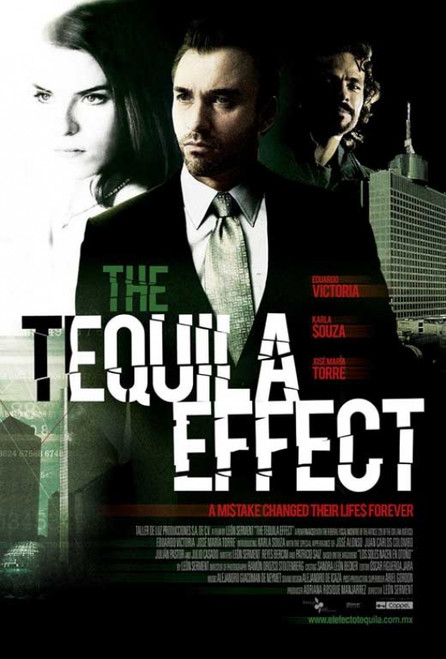 El efecto tequila Movie Poster Print (27 x 40) - Item # MOVEB00963