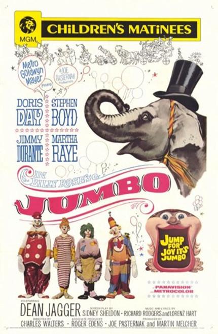 Jumbo Movie Poster (11 x 17) - Item # MOV204079 - Posterazzi