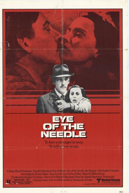 Eye of the Needle Movie Poster Print (27 x 40) - Item # MOVEH0728