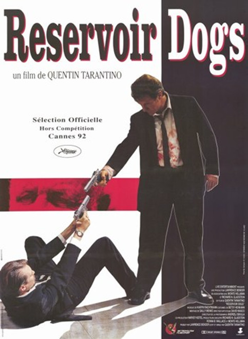 Reservoir Dogs Movie Poster (11 x 17) - Item # MOV315960