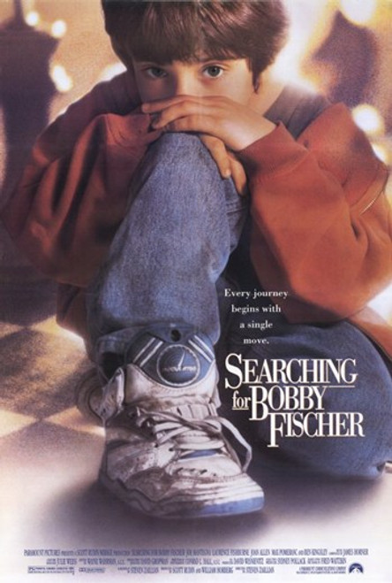 Searching For Bobby Fischer Movie Poster (11 x 17) - Item # MOV257124