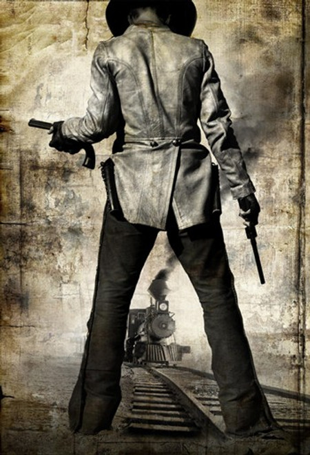 310 to Yuma Movie Poster (11 x 17) - Item # MOV414437
