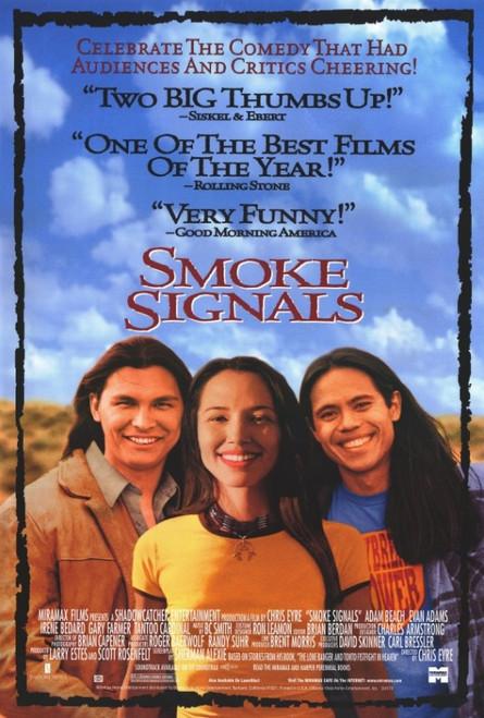 Smoke Signals Movie Poster Print (27 x 40) - Item # MOVAF3319