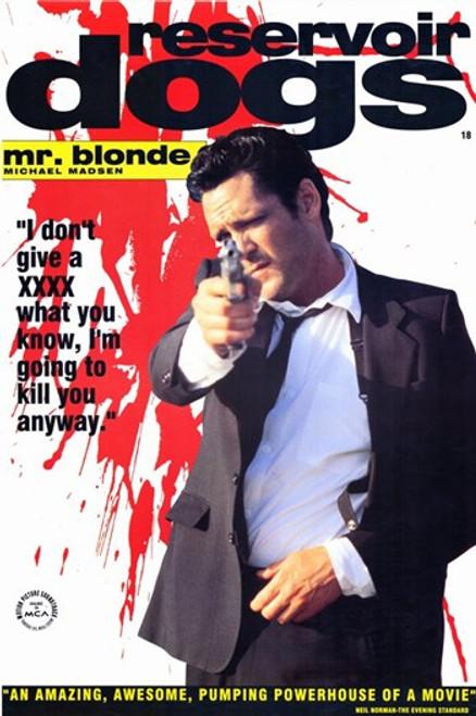 Reservoir Dogs Movie Poster (11 x 17) - Item # MOV221927