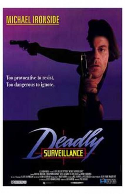 Deadly Surveillance Movie Poster (11 x 17) - Item # MOV235162