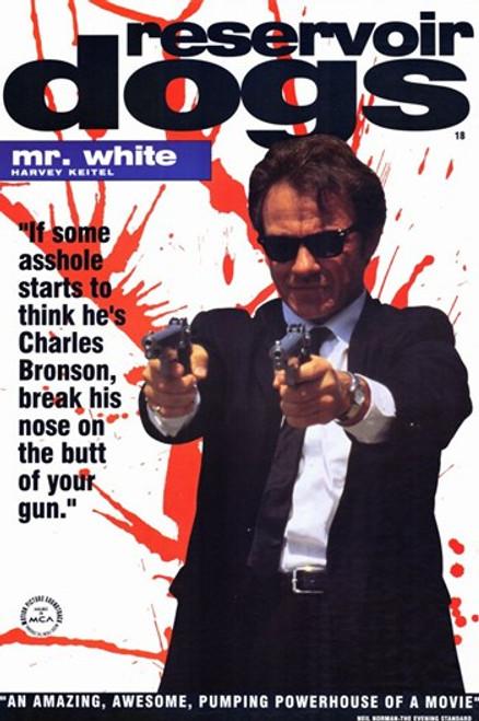 Reservoir Dogs Movie Poster (11 x 17) - Item # MOV221928