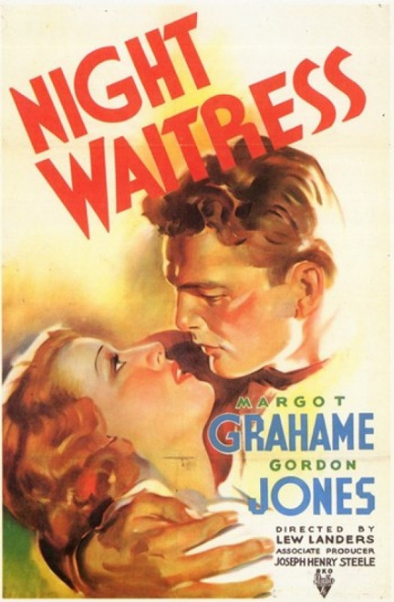 Night Waitress Movie Poster (11 x 17) - Item # MOV200734