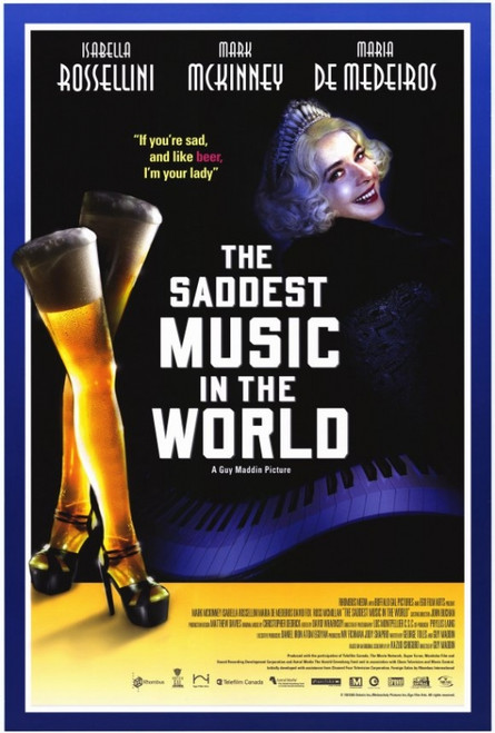 The Saddest Music in the World Movie Poster Print (27 x 40) - Item # MOVAH7234