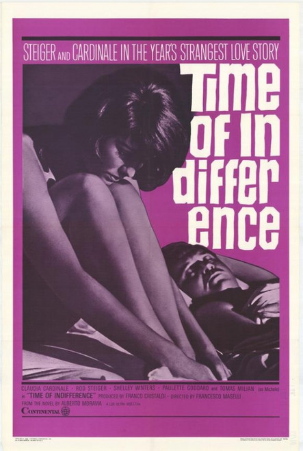 Time of Indifference Movie Poster Print (27 x 40) - Item # MOVCH0240