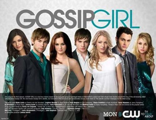 Gossip Girl Movie Poster (17 x 11) - Item # MOV533179