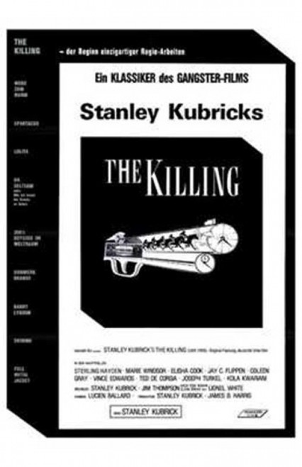 The Killing Movie Poster (11 x 17) - Item # MOV207124