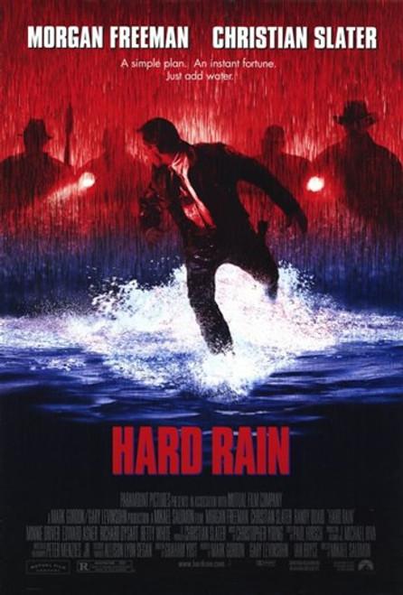 Hard Rain Movie Poster (11 x 17) - Item # MOV233487