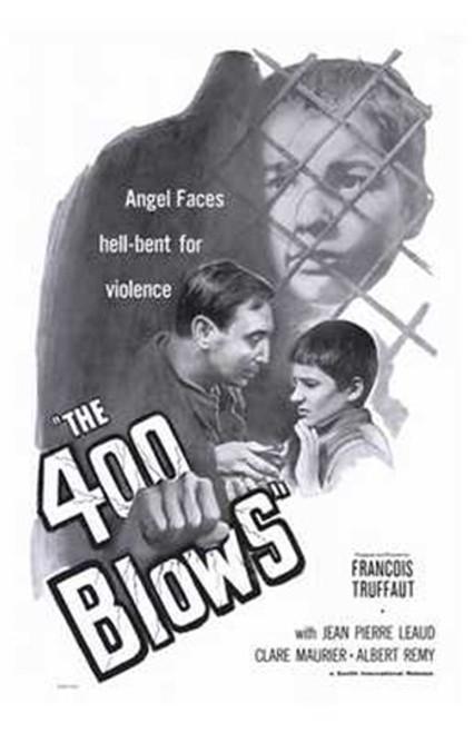 400 Blows Movie Poster (11 x 17) - Item # MOV190940