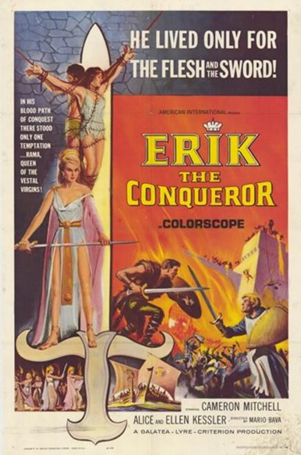 Erik the Conqueror Movie Poster (11 x 17) - Item # MOV203745
