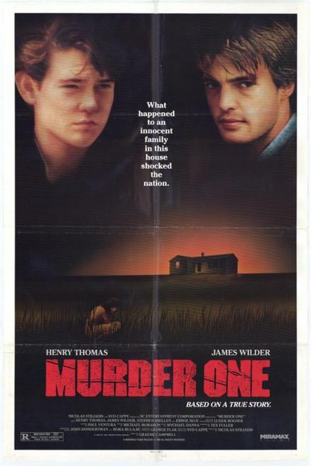 Murder One Movie Poster Print (27 x 40) - Item # MOVCH3649