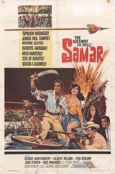 Samar Movie Poster Print (27 x 40) - Item # MOVGH8203