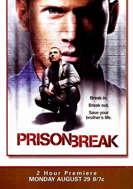 Prison Break (TV) Movie Poster (11 x 17) - Item # MOV293548