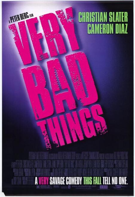 Very Bad Things Movie Poster Print (27 x 40) - Item # MOVAF8418