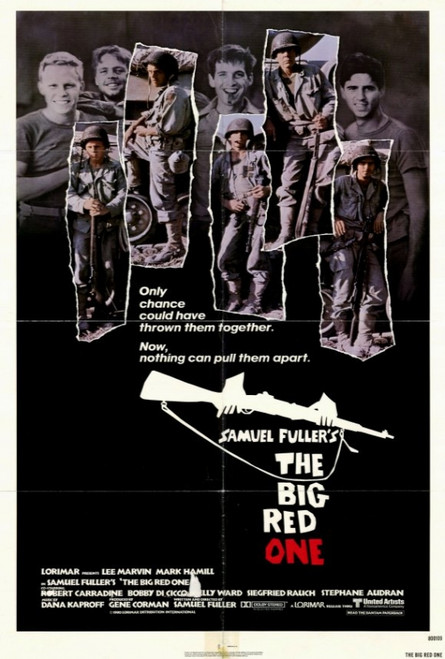 The Big Red One Movie Poster Print (27 x 40) - Item # MOVAF9382