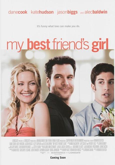 My Best Friend's Girl Movie Poster (11 x 17) - Item # MOV412856