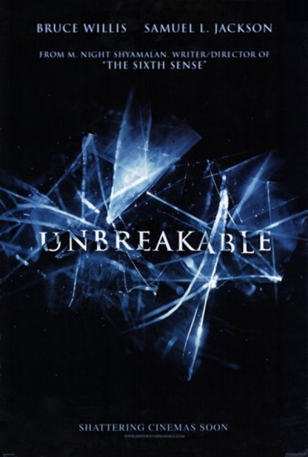 Unbreakable Movie Poster (11 x 17) - Item # MOV205082