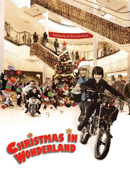 Christmas in Wonderland Movie Poster (11 x 17) - Item # MOV414836