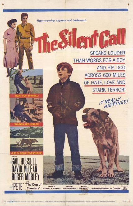 The Silent Call Movie Poster Print (27 x 40) - Item # MOVEH6193