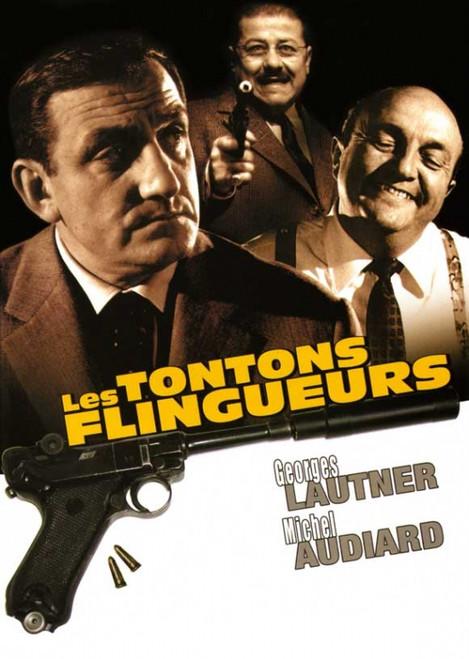 Monsieur Gangster Movie Poster Print (27 x 40) - Item # MOVAI9725
