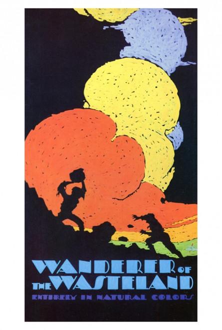 Wanderer of the Wasteland Movie Poster Print (27 x 40) - Item # MOVAF5323